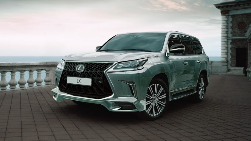 Lexus LX Superior: breakdown